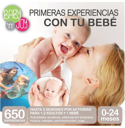 epack primeras experiencias con tu bebe