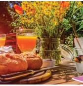 estancia con desayuno