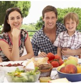 estancia en familia con desayuno