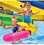 actividades acuaticas en familia