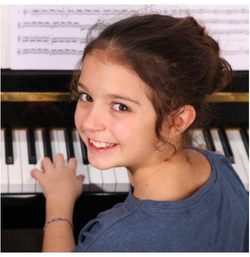Clase de Piano individual