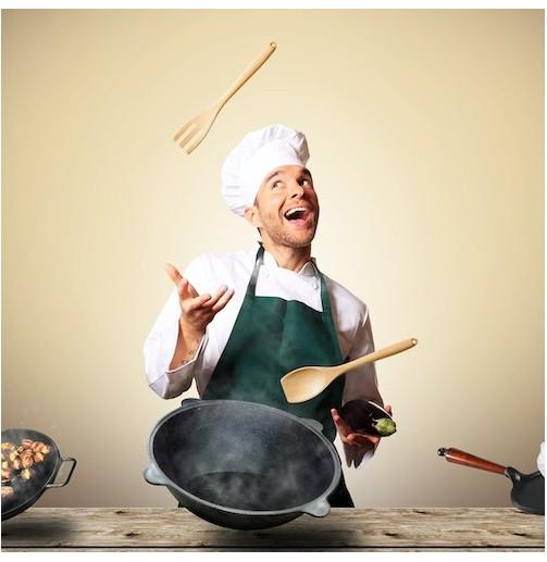 Cocina en Cuarentena con...