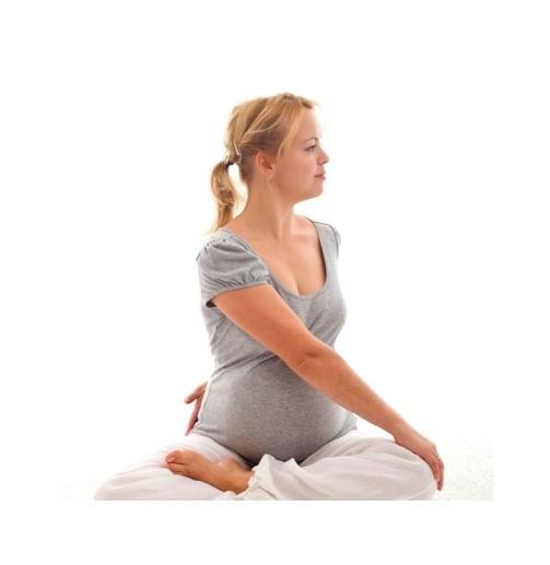 Yoga para embarazadas...
