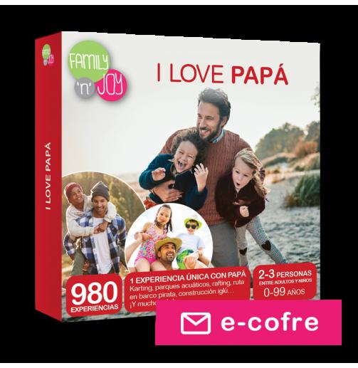 ePack - I LOVE PAPÁ