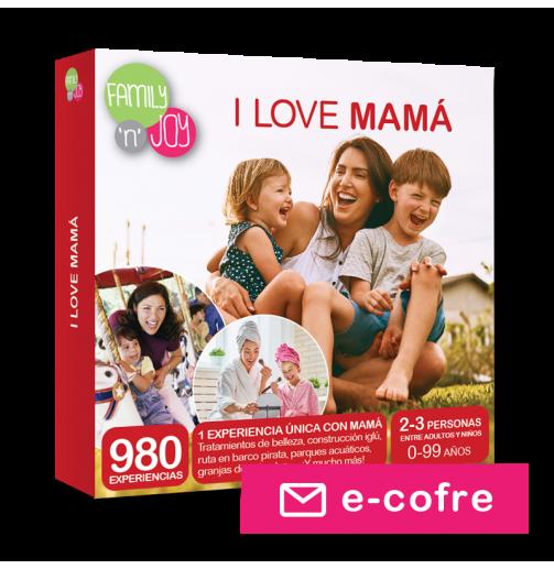 ePack - I LOVE MAMÁ