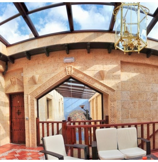 Zona comun Casa Spa La Villa