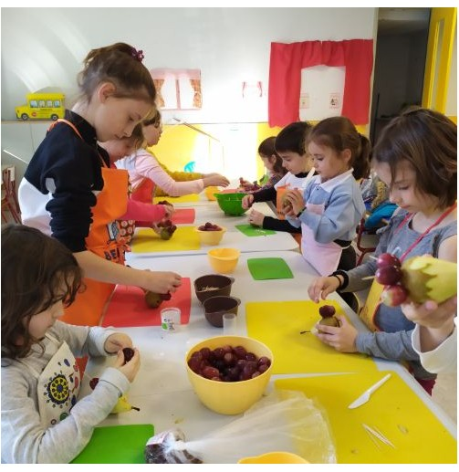 Talleres cook and play