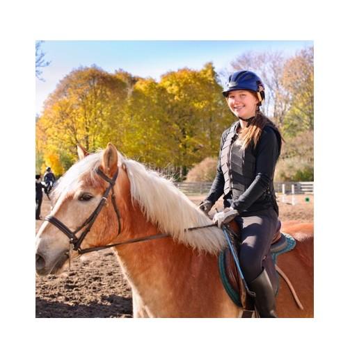Clase de equitación (San...