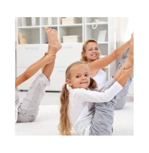 Yoga infantil (Segovia)