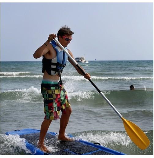 Excursión guiada en paddle...