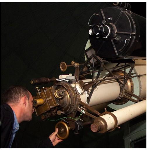 Curso Astronomía prática