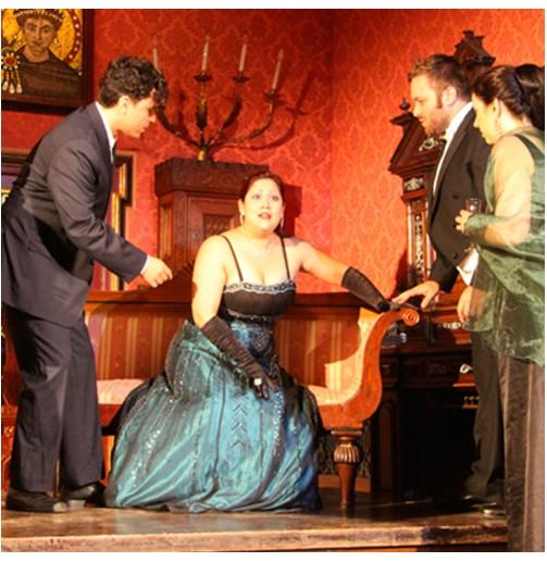 Ópera de Bolsillo (Zona 2)