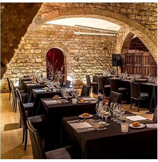 Cena Medieval en el Palacio...