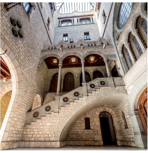 Visita guiada al Palacio de...