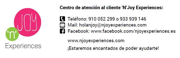 contacto njoy web